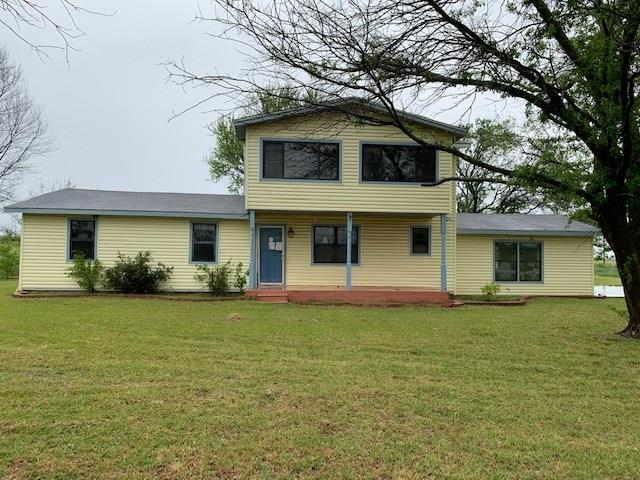 7911 Highway 1689, Sidney, TX 76474 (MLS #14007425) :: RE/MAX Town & Country