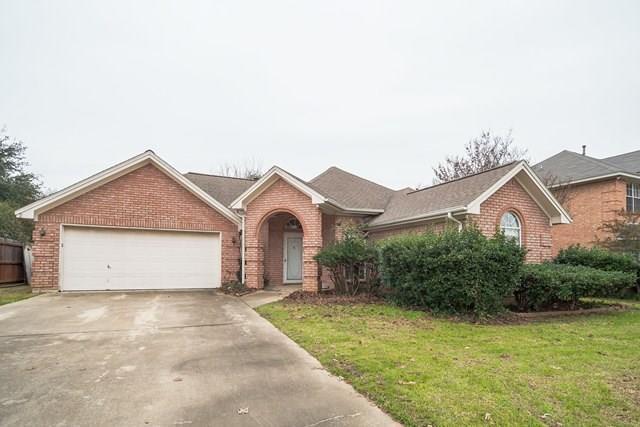 7520 Wentwood Court, North Richland Hills, TX 76182 (MLS #14007755) :: The Gleva Team