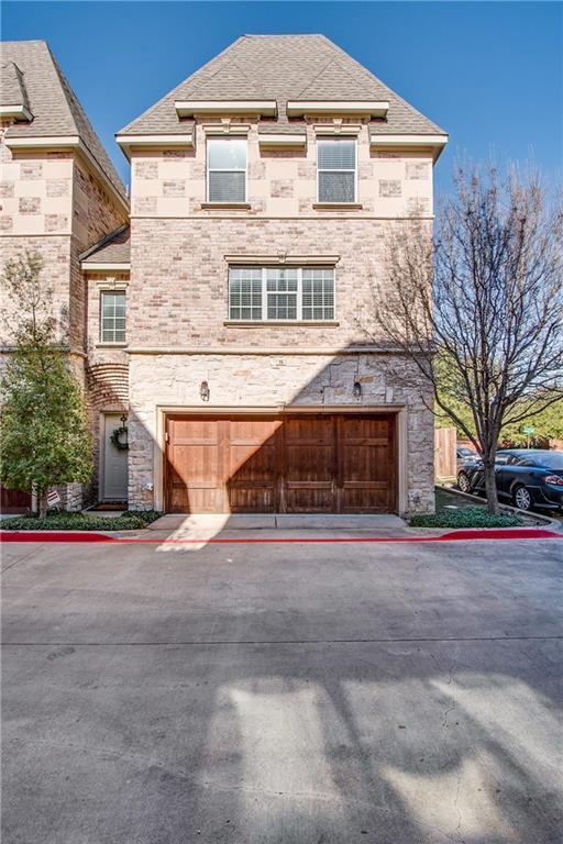 2700 Club Ridge Drive #16, Lewisville, TX 75067 (MLS #14008880) :: The Rhodes Team