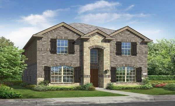 5821 Dew Plant Way, Fort Worth, TX 76123 (MLS #14009030) :: Real Estate By Design