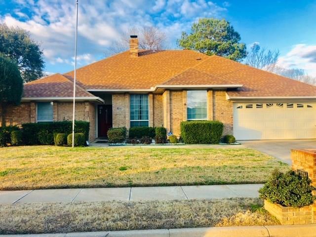 1321 Sunset Lane, Bedford, TX 76021 (MLS #14009743) :: The Tierny Jordan Network