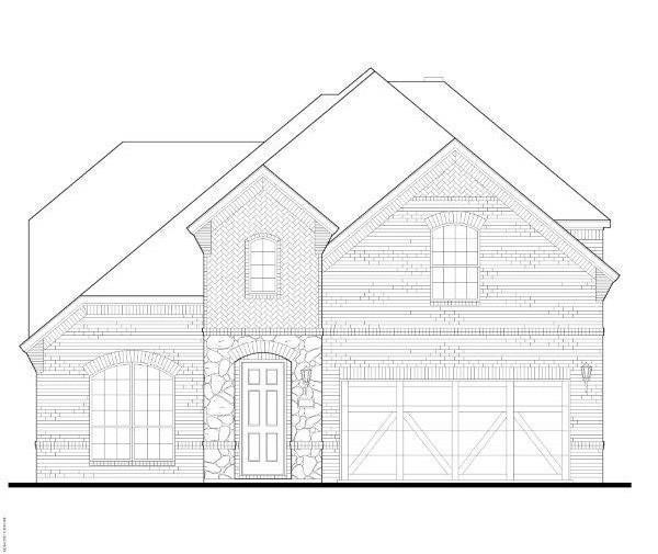 16204 Benbrook Boulevard, Prosper, TX 75078 (MLS #14009851) :: Real Estate By Design