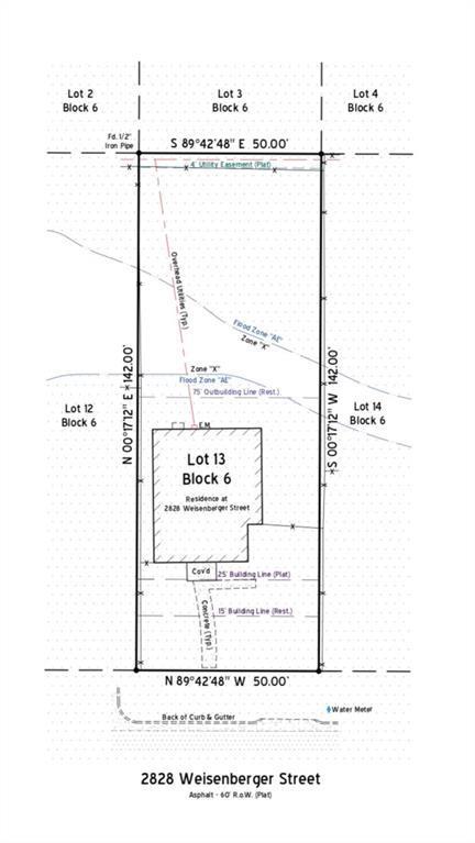2828 Weisenberger Street, Fort Worth, TX 76107 (MLS #14011851) :: The Mitchell Group