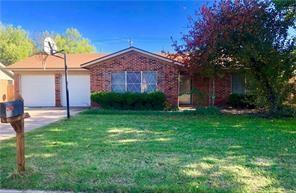3233 Nonesuch Road, Abilene, TX 79606 (MLS #14013765) :: The Heyl Group at Keller Williams