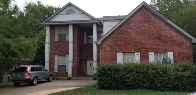6816 Dogwood Lane, North Richland Hills, TX 76182 (MLS #14014210) :: Team Hodnett