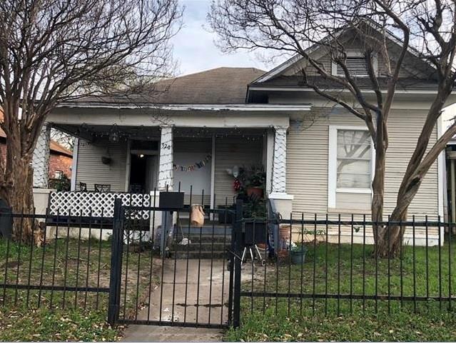 520 W 7th Street, Dallas, TX 75208 (MLS #14015610) :: Lynn Wilson with Keller Williams DFW/Southlake