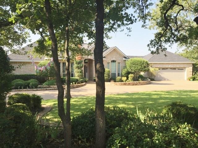 424 Timber Ridge Lake Driv, Graham, TX 76450 (MLS #14017527) :: Century 21 Judge Fite Company