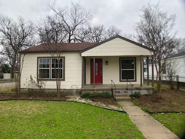 3901 Alamo Avenue, Fort Worth, TX 76107 (MLS #14019789) :: Real Estate By Design
