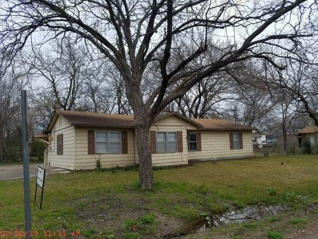 401 E 1st North Street, Kaufman, TX 75142 (MLS #14019813) :: RE/MAX Landmark