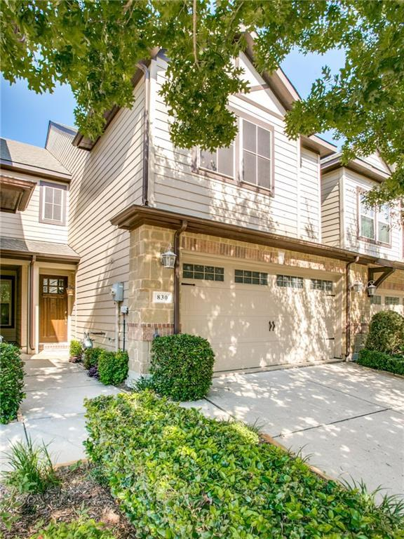 830 Vashon Drive, Allen, TX 75013 (MLS #14021829) :: Kimberly Davis & Associates