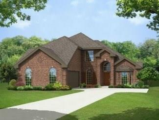 7809 Echo Hill Lane, Denton, TX 76208 (MLS #14023811) :: The Heyl Group at Keller Williams