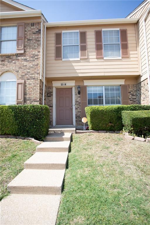2500 E Park Boulevard U4, Plano, TX 75074 (MLS #14024059) :: Kimberly Davis & Associates