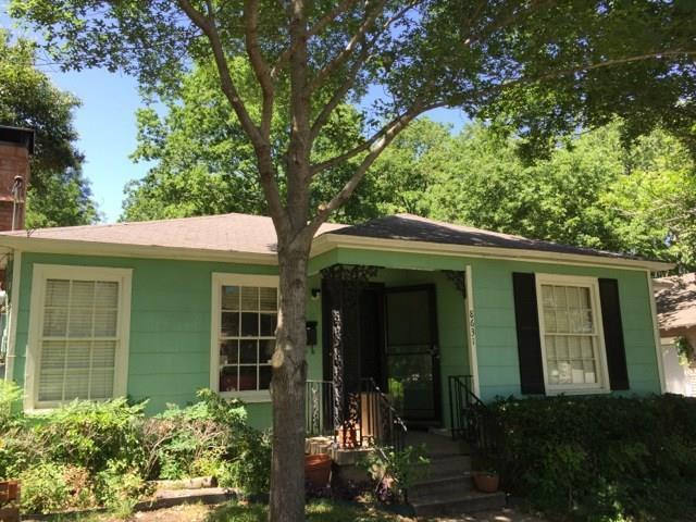 8631 Daytonia Avenue, Dallas, TX 75218 (MLS #14024517) :: Robbins Real Estate Group