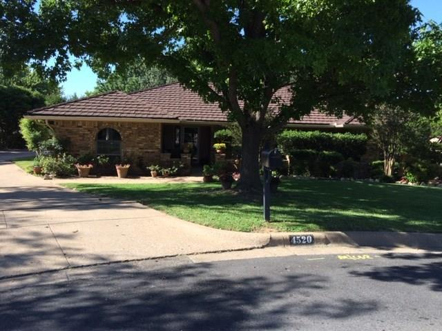 4520 Quail Hollow Court, Fort Worth, TX 76133 (MLS #14025066) :: The Hornburg Real Estate Group