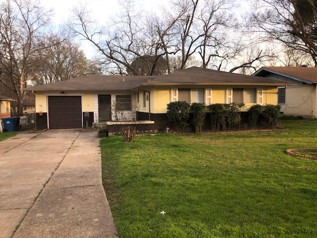 722 Jack Street, Seagoville, TX 75159 (MLS #14025170) :: The Heyl Group at Keller Williams