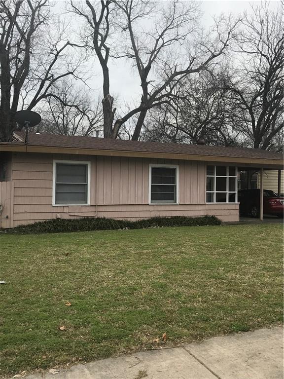 5845 Pollard Drive, Westworth Village, TX 76114 (MLS #14025726) :: Kimberly Davis & Associates