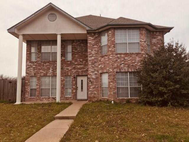 401 Grant Drive, Wylie, TX 75098 (MLS #14027056) :: Hargrove Realty Group