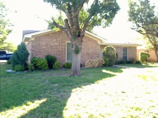 2233 Rexie Circle, Abilene, TX 79606 (MLS #14027468) :: The Tonya Harbin Team