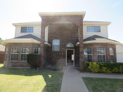 44 Hoylake Drive, Abilene, TX 79606 (MLS #14027492) :: The Tonya Harbin Team