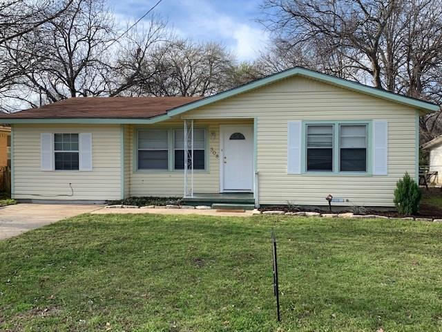 308 Myers Avenue, Cleburne, TX 76033 (MLS #14028271) :: North Texas Team   RE/MAX Lifestyle Property