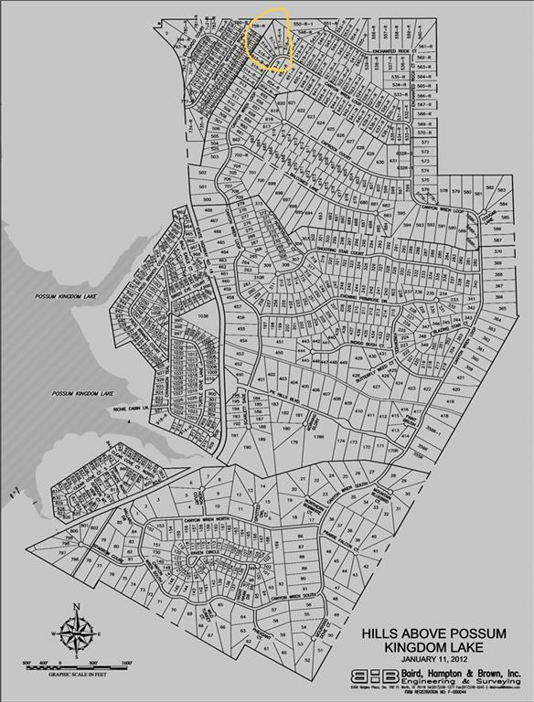 517R Canyon Wren Loop, Graford, TX 76449 (MLS #14032296) :: The Mitchell Group