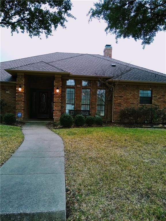 3904 Cross Bend Road, Plano, TX 75023 (MLS #14032565) :: The Daniel Team