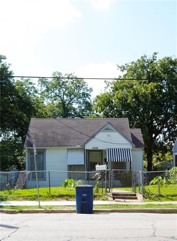 4326 Capitol Avenue, Dallas, TX 75204 (MLS #14034088) :: RE/MAX Town & Country