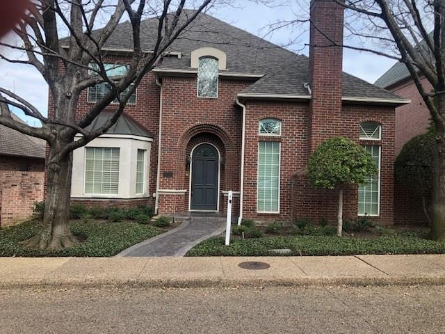 3 Ashmere Court, Dallas, TX 75225 (MLS #14035449) :: Team Tiller