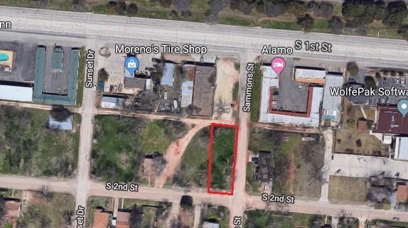 3002 S 2nd Street, Abilene, TX 79605 (MLS #14035763) :: The Heyl Group at Keller Williams