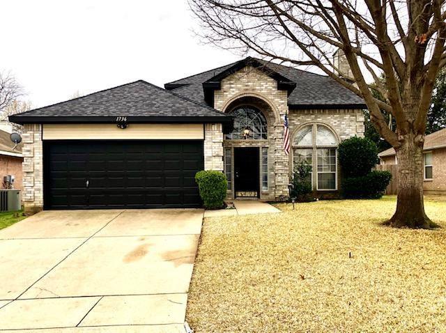 1736 Cedar Tree Drive, Fort Worth, TX 76131 (MLS #14037968) :: Real Estate By Design