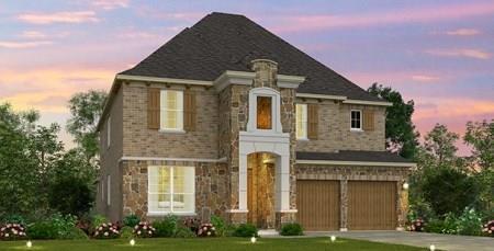 2521 Sandy Creek Lane, The Colony, TX 75056 (MLS #14038817) :: Kimberly Davis & Associates