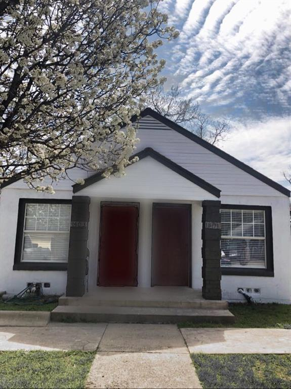 1401 Hickory Street, Grand Prairie, TX 75050 (MLS #14039042) :: The Tierny Jordan Network