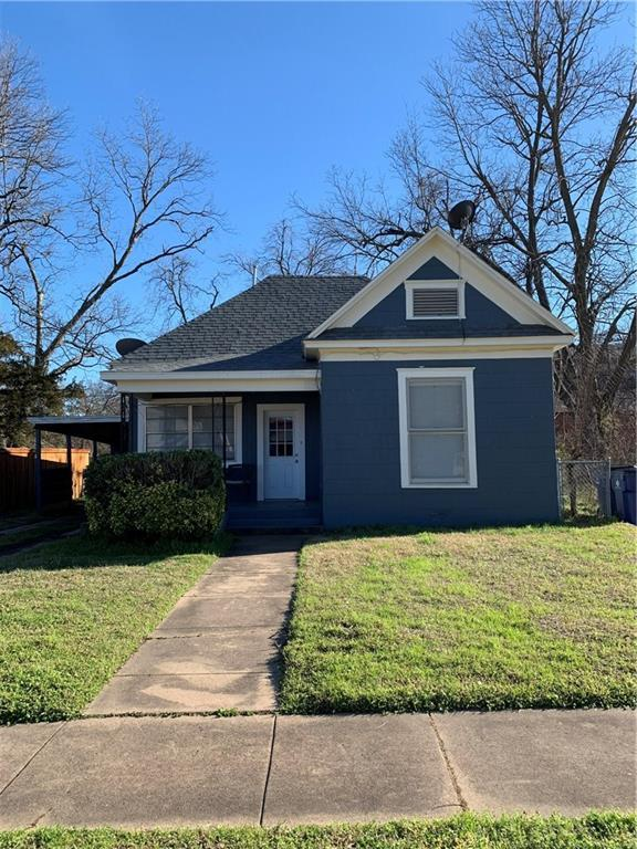 912 W Crawford Street, Denison, TX 75020 (MLS #14040201) :: The Hornburg Real Estate Group