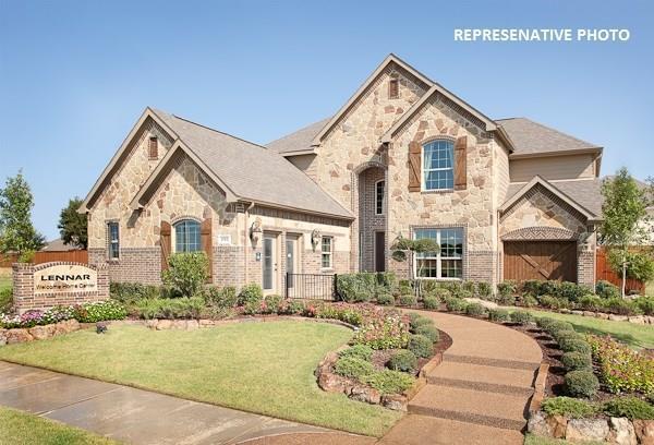 16308 Moss Haven Lane, Frisco, TX 75068 (MLS #14041673) :: Robbins Real Estate Group