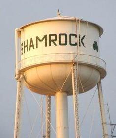 114 N Main Street, Shamrock, TX 79079 (MLS #14043348) :: RE/MAX Town & Country