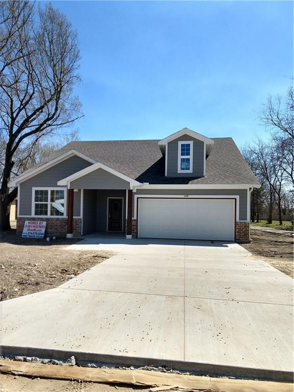 224 Lamm Street, Blue Ridge, TX 75424 (MLS #14043665) :: The Good Home Team
