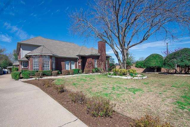 3502 Radcliffe Drive, Rowlett, TX 75088 (MLS #14044840) :: The Good Home Team