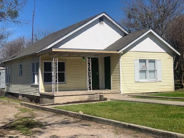 108 Green Street, Hico, TX 76457 (MLS #14045316) :: RE/MAX Town & Country