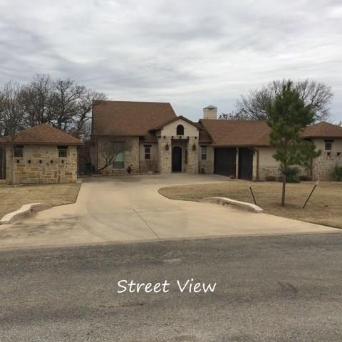 136 Birdie Drive, Lipan, TX 76462 (MLS #14045338) :: The Chad Smith Team