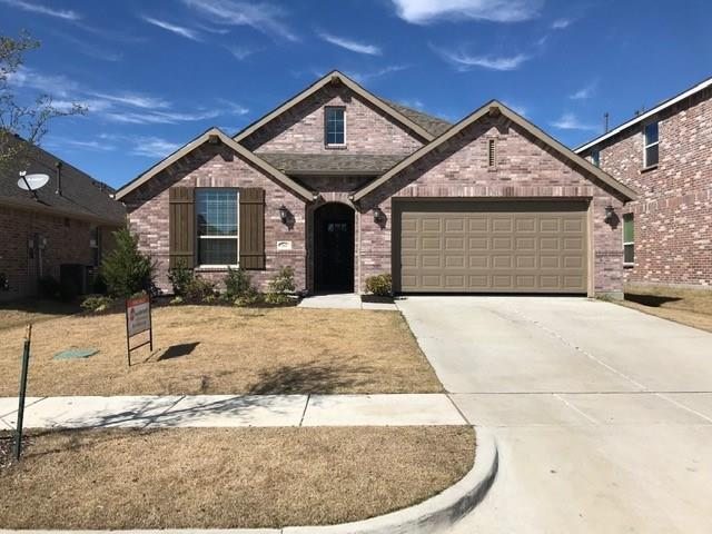 1625 Meadow Trail Lane, Aubrey, TX 76227 (MLS #14045828) :: The Good Home Team