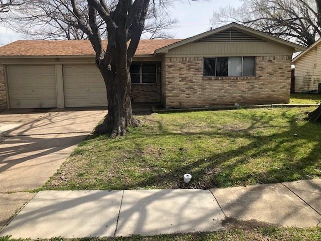 2606 Arcady Drive, Garland, TX 75041 (MLS #14046437) :: The Good Home Team