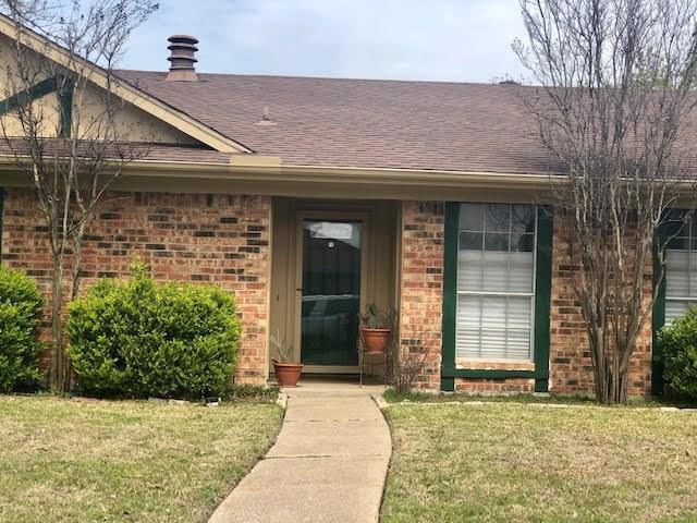 101 Running Brook Lane, Mesquite, TX 75149 (MLS #14046990) :: RE/MAX Town & Country