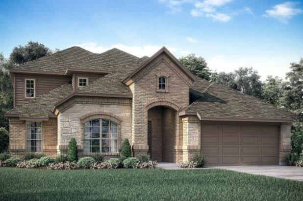 422 Tucker Trail, Midlothian, TX 76065 (MLS #14047485) :: The Sarah Padgett Team