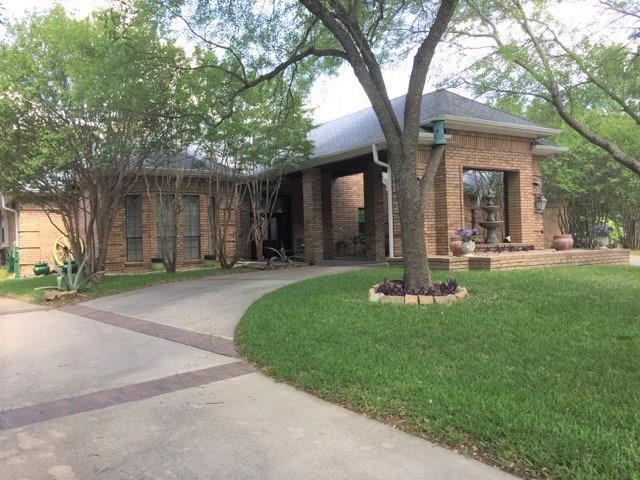 4104 Wood Creek Court, Colleyville, TX 76034 (MLS #14049173) :: The Tierny Jordan Network