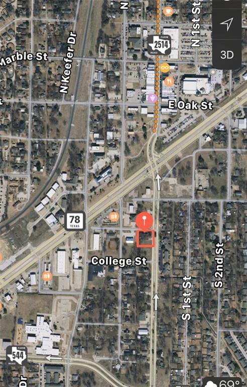 400 S Ballard Avenue, Wylie, TX 75098 (MLS #14049663) :: RE/MAX Town & Country