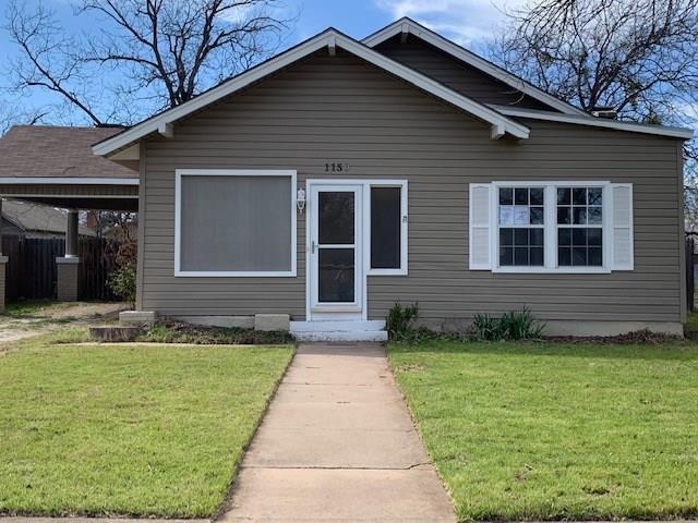 1150 Vine Street, Abilene, TX 79602 (MLS #14049863) :: The Heyl Group at Keller Williams