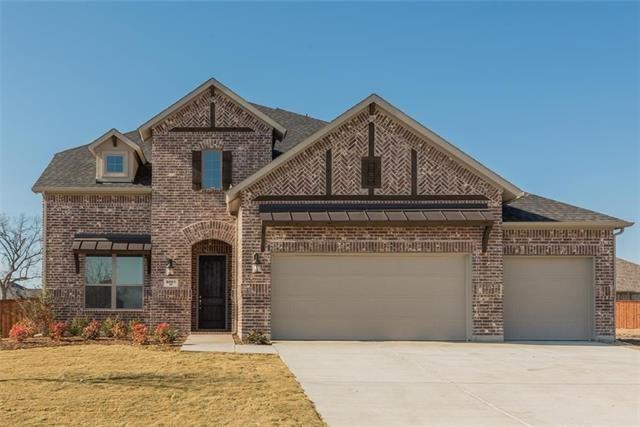 8001 Deep Water Cove, Mckinney, TX 75071 (MLS #14049985) :: Roberts Real Estate Group