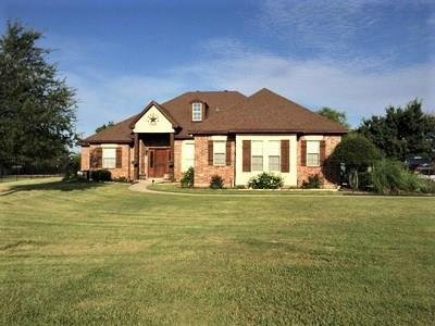 1000 Parkway Lane, Pilot Point, TX 76258 (MLS #14051208) :: The Heyl Group at Keller Williams