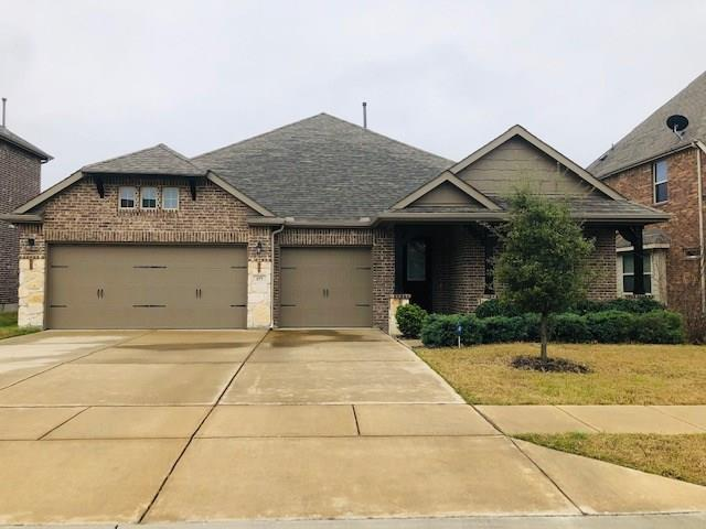 177 Griffin Avenue, Fate, TX 75189 (MLS #14053885) :: The Real Estate Station