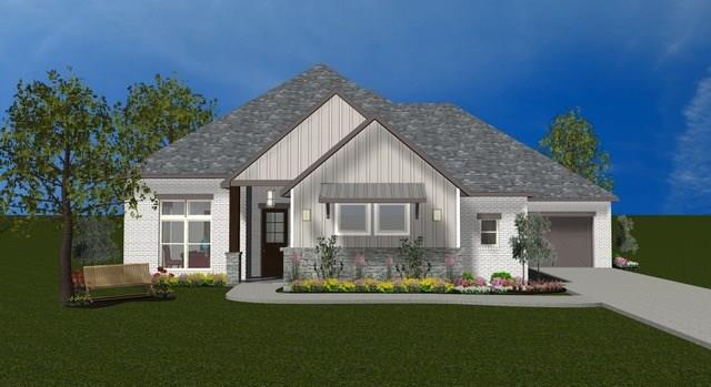 105 Chisholm Trail, Highland Village, TX 75077 (MLS #14054356) :: RE/MAX Town & Country